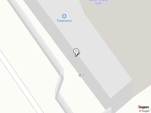 ГЛАВПОСПРОМ на карте Химок