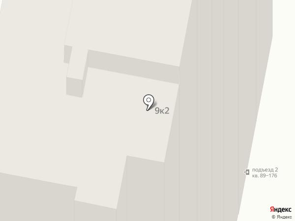 Магазин мясных полуфабрикатов на карте Химок