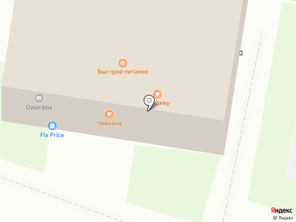 PROservice на карте Москвы