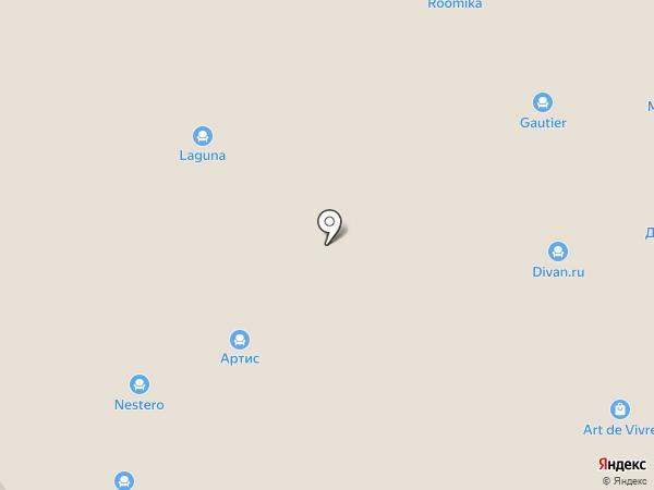 Диваны Express на карте Химок