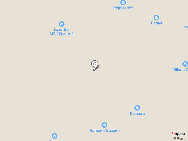 Malie на карте Химок