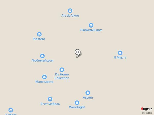 Mobel Stadt на карте Химок