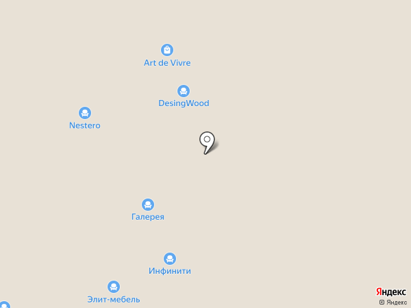 Art de Vivre на карте Химок