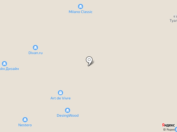 Divanger на карте Химок