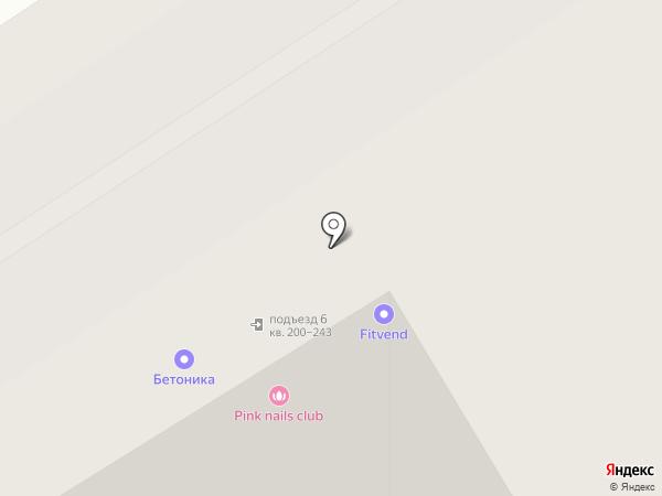 T & N на карте Химок