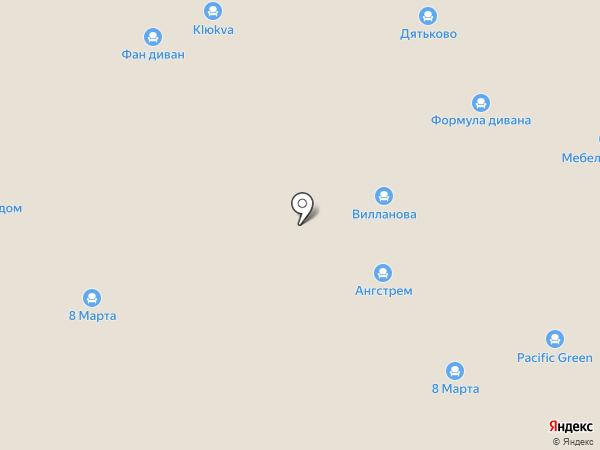 РОКОС на карте Химок