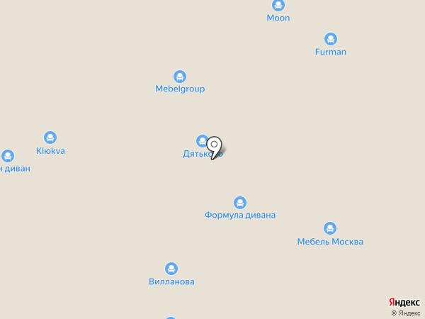 VOX на карте Химок