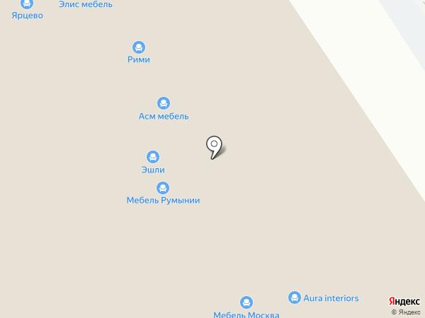 SAUTHON на карте Химок