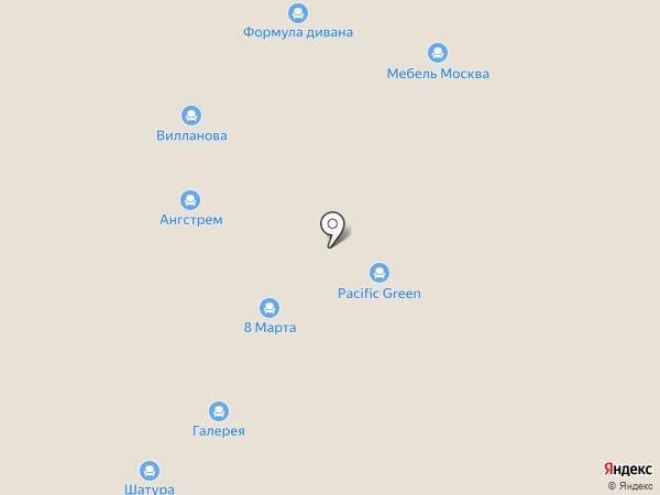 VillaNova на карте Химок