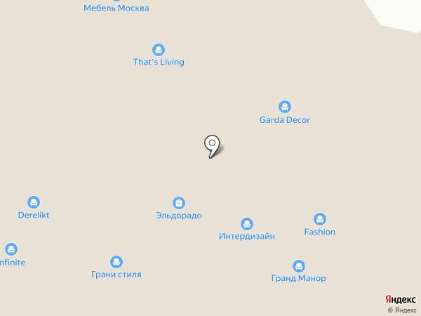 Яэль на карте Химок