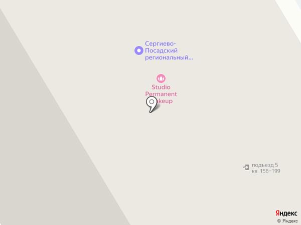 Адванс на карте Химок