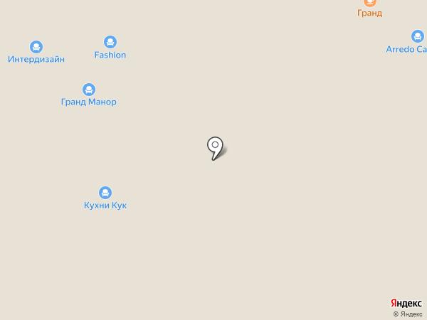 MANSION на карте Химок