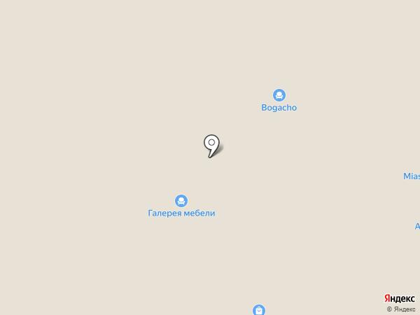 Бакаут на карте Химок