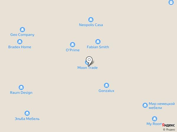 THECA на карте Химок