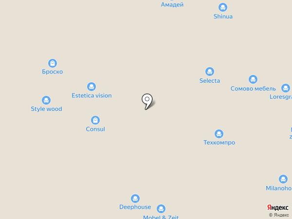 Ваш Домашний кабинет на карте Химок