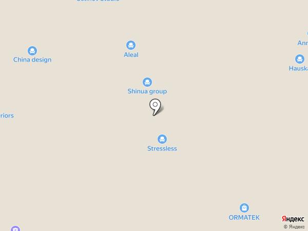 Stressless на карте Химок