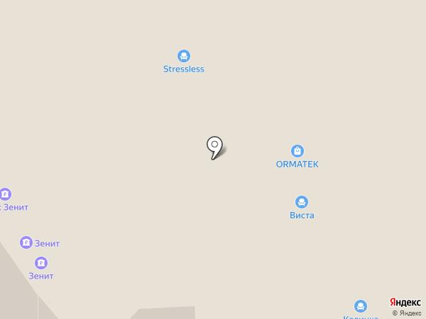 Greenwich на карте Химок