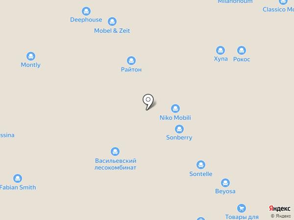 MannGroup на карте Химок