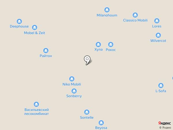 MAFFAM на карте Химок