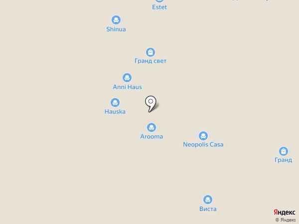 Pohjanmaan на карте Химок