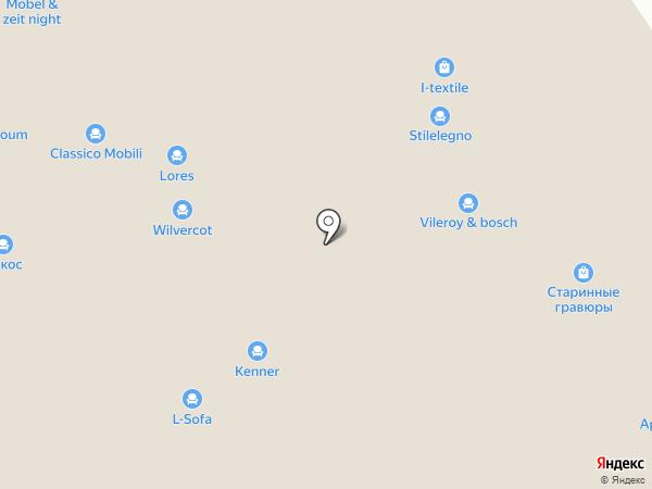 Орматек на карте Химок
