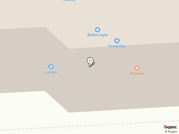 Восток на карте Химок