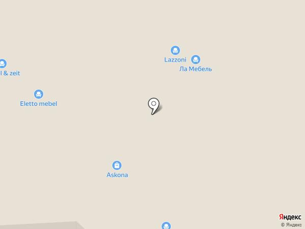 Мебель-Кит на карте Химок