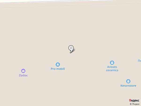 Alno на карте Химок