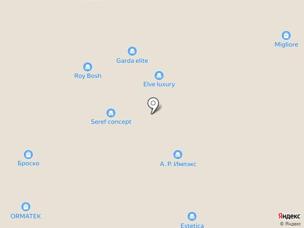 Roy Bosh на карте Химок