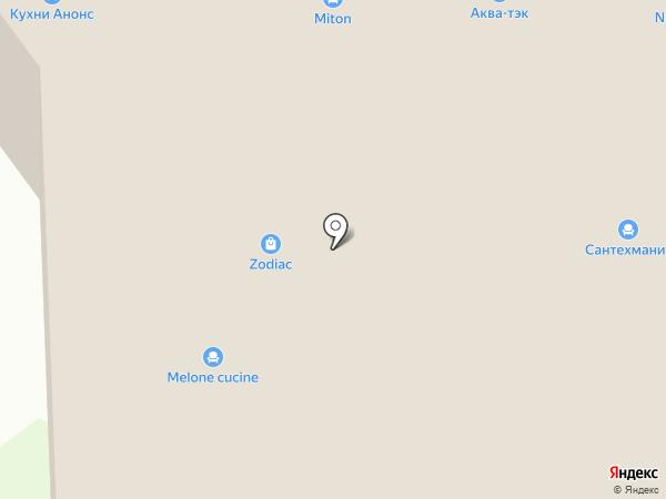 KRONNE на карте Химок