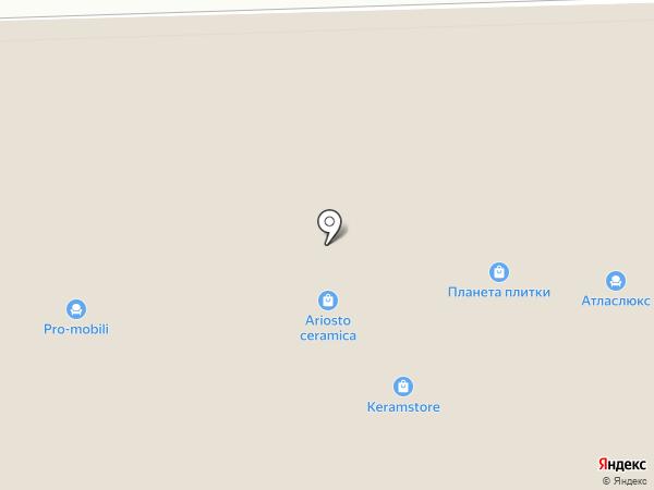 Bellini на карте Химок