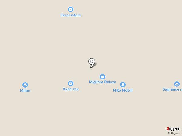 Аква-Тек на карте Химок