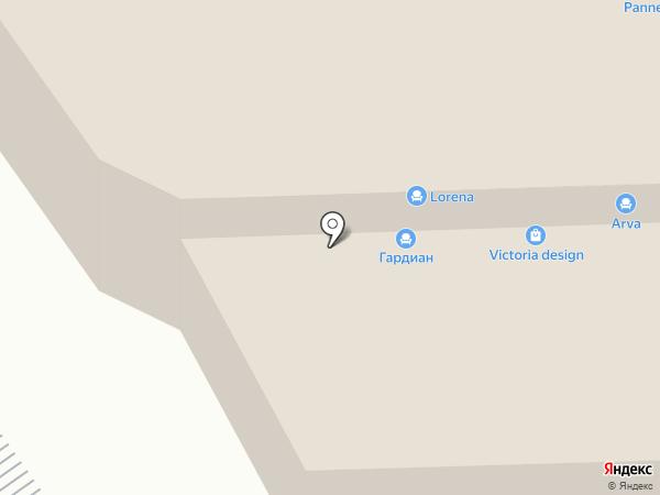 Гардиан на карте Химок