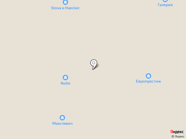 Мир немецкой мебели на карте Химок