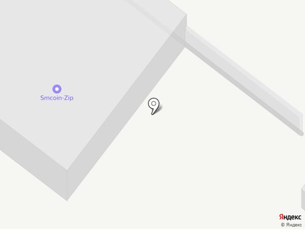 Профлора на карте Москвы