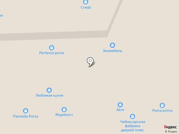 Geos Ideal на карте Химок