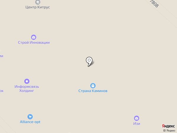 АДВ Консалтинг на карте Москвы