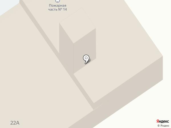 Морена-ЮП на карте Химок