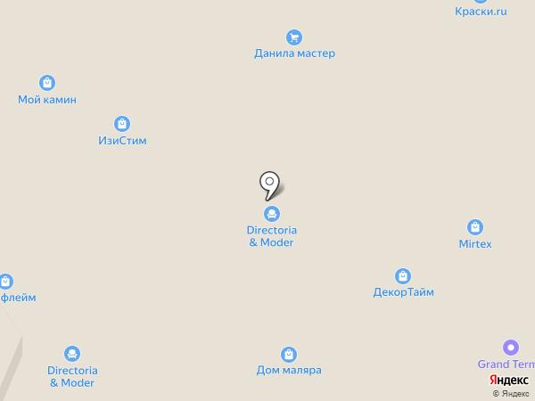 Прима Мебель на карте Химок