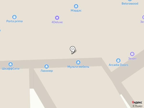 Идеал на карте Химок