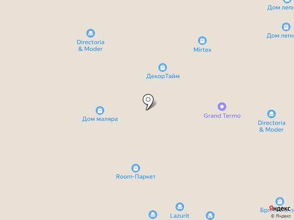 Собрание на карте Химок