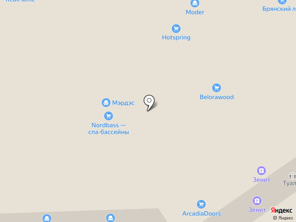 DeStile на карте Химок