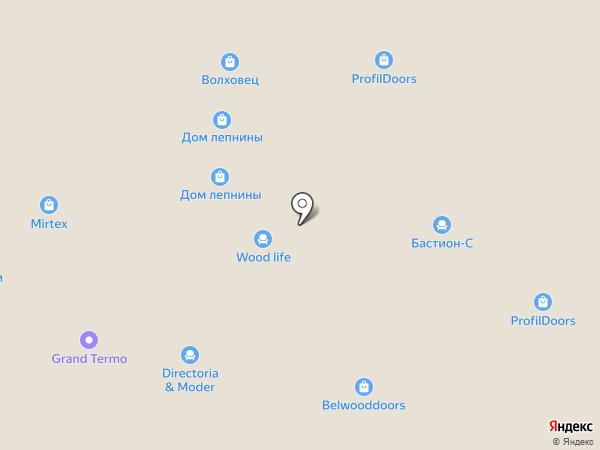 Foppapedretti на карте Химок