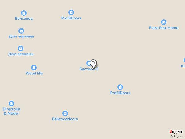 Мебельный альянс на карте Химок
