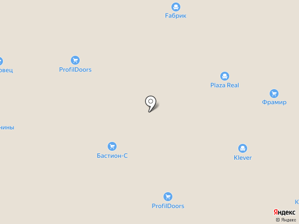 Мебельная Классика Амадей на карте Химок