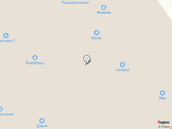 NIKO Mobili на карте Химок