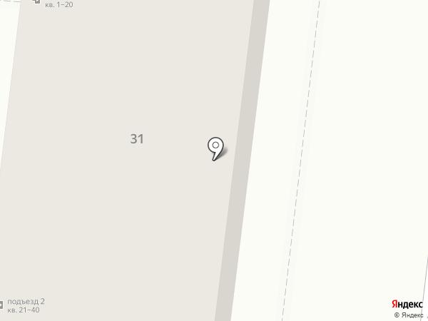 Чудеево на карте Москвы