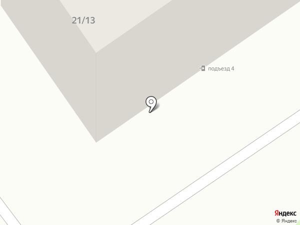 Агентство социальной юридической помощи на карте Химок