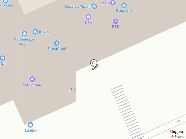 Банкомат, Банк ВТБ 24, ПАО на карте Румянцево