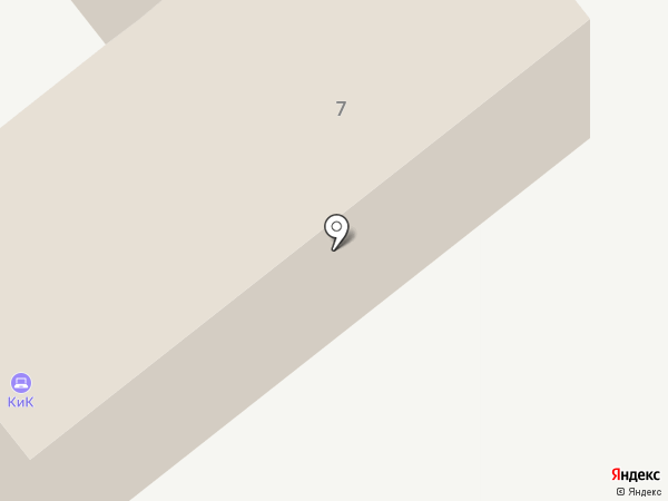 TS Carnot на карте Химок